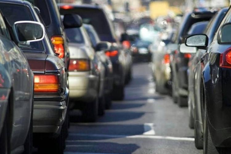 Blocchi del traffico
