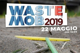 Logo Waste Mob 2019