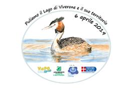 Logo Puliamo il Lago di Viverone