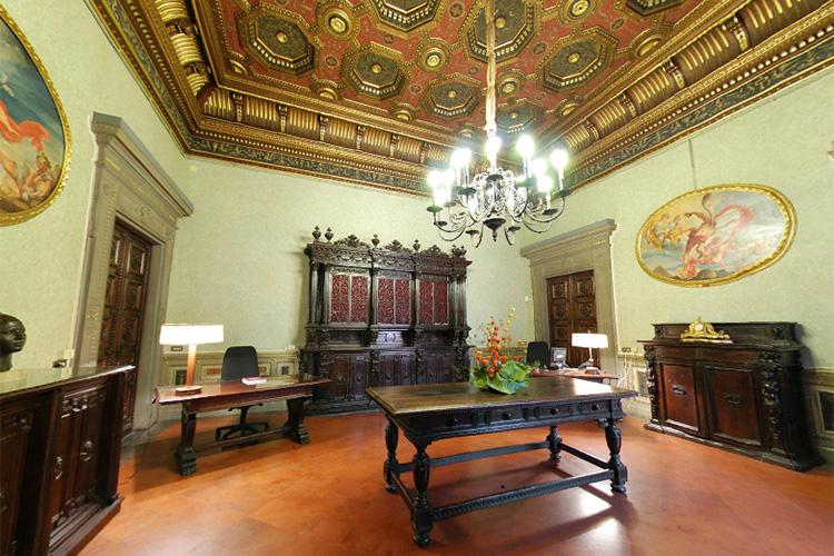Sala Da Pranzo Del Duca Citt Metropolitana Di Torino